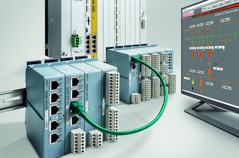 HT-BT CEI 61850 IEC 61850